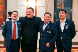 Почетный Гражданин Республики  Казахстана72