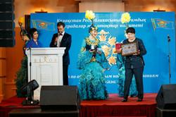 Почетный Гражданин Республики  Казахстана86
