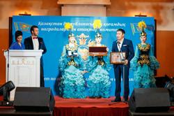 Почетный Гражданин Республики  Казахстана9