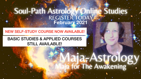 February 2021 Studies in Astrology!