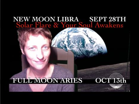 New Moon Libra Video! YouTube Webinar