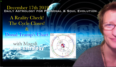 Impeachment Prediction & 2020. My 8 Point Astrology Chart Guide!