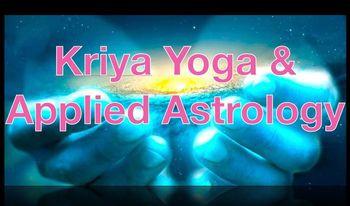 New Kriya Yoga & Astrology Studies in One!