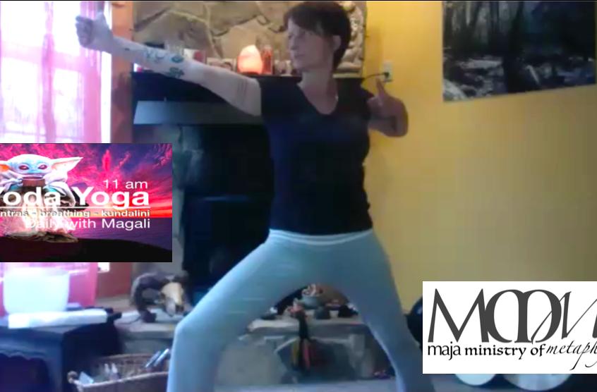 YogaYoga with Magali Flexibility & The S