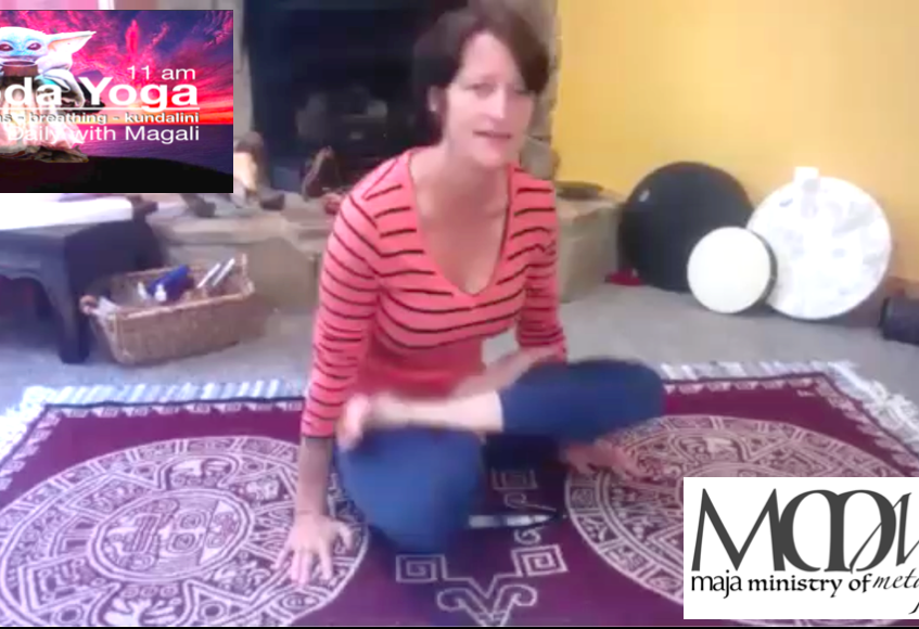 YogaYoga with Magali Stress Set For Kidn