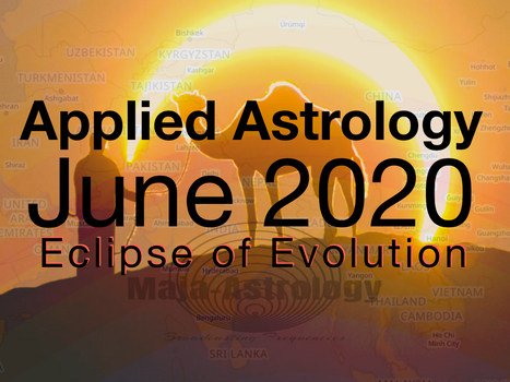 Astrology Online Courses June 2020         & May 5D Activation-Meditation.