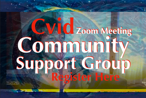 NEW LINK! CVid Community Support Group Zoom Link