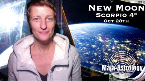 New Moon Scorpio Video! (Oct 28th)