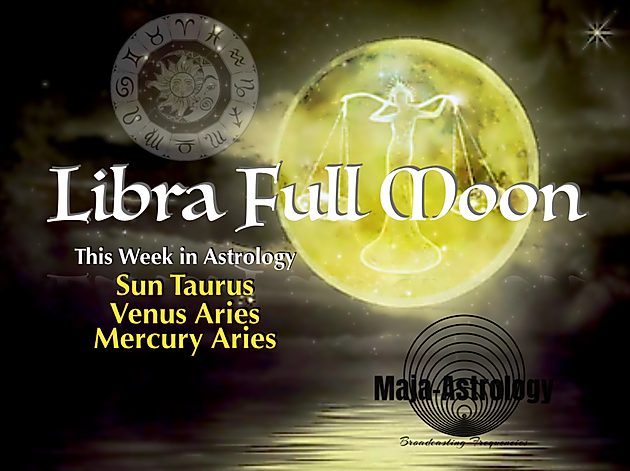This Week in Astrology! Full Moon & Sun Uranus Surprise! | Maja