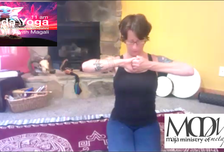 YogaYoga with Magali Kiya For Desease Re