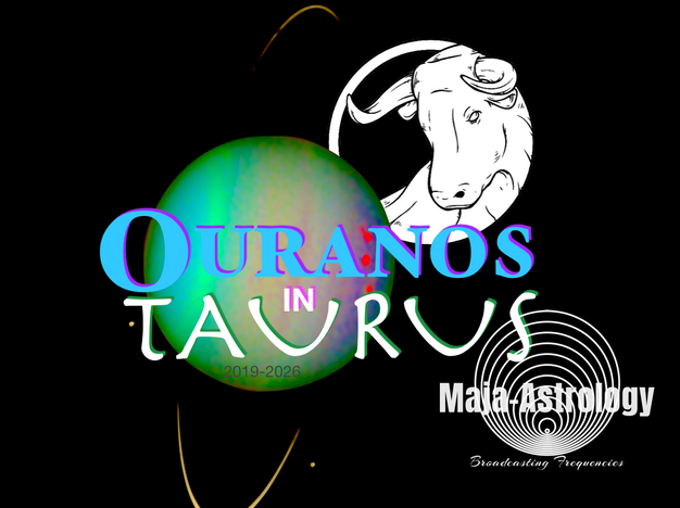 OURANOS (Uranus) in TAURUS Get Ready For Change! YouTube Webinar