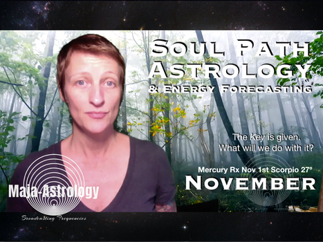 November 'Soul Path Astrology' Energy Predictions!