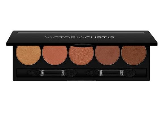 Curtis Collection Bronze Sunset Eyeshadow Pallette