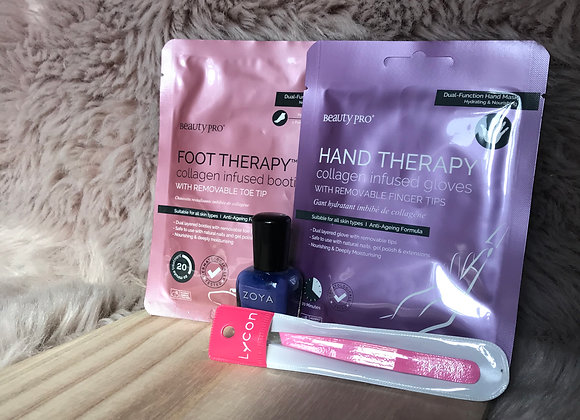 Hand and Foot Therapy