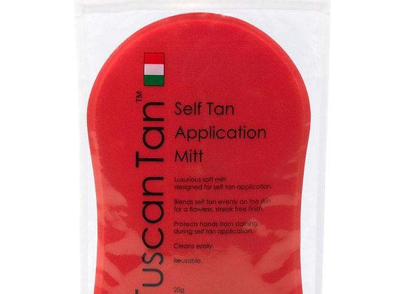 Tan Application Mitt