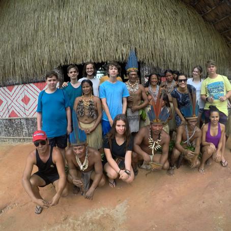 Apoio às Comunidades Ribeirinhas da Amazônia