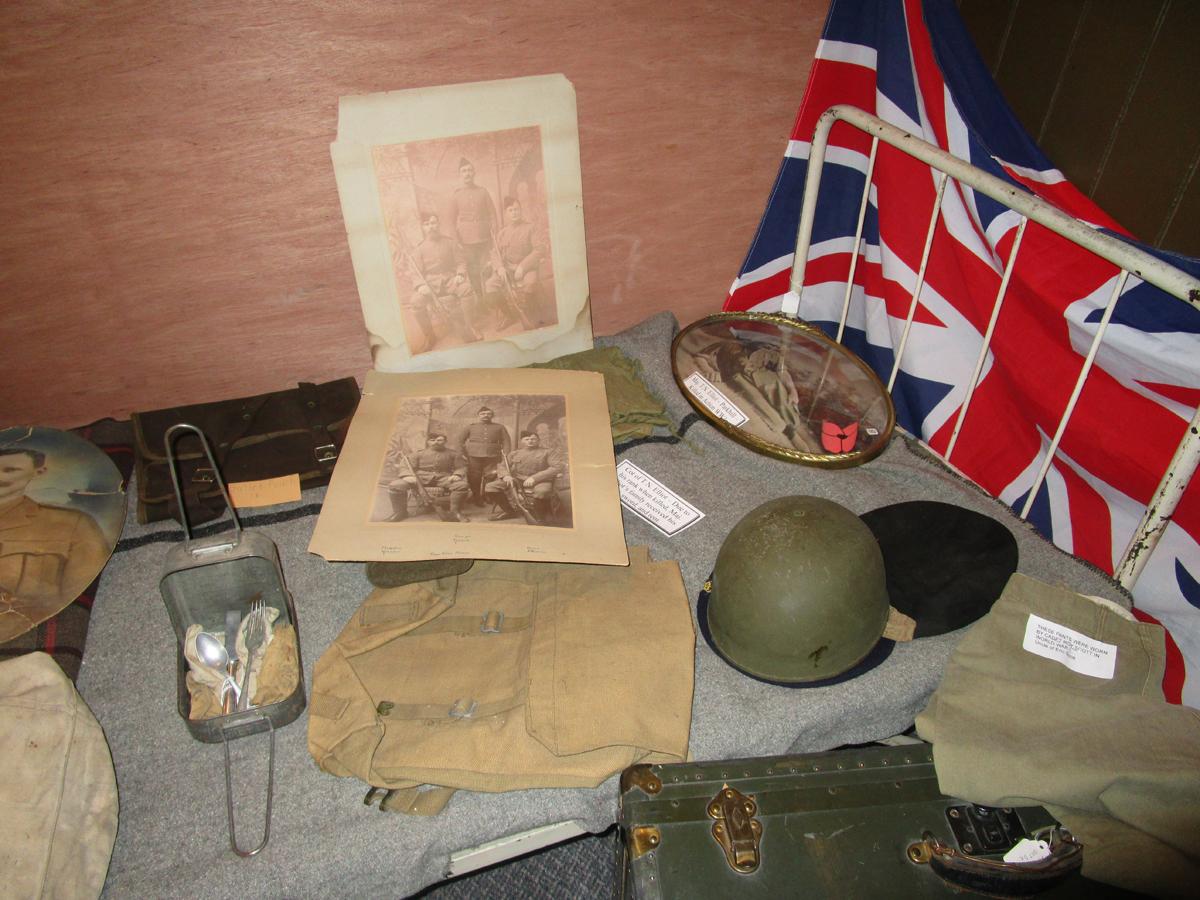 War-Memorabilia