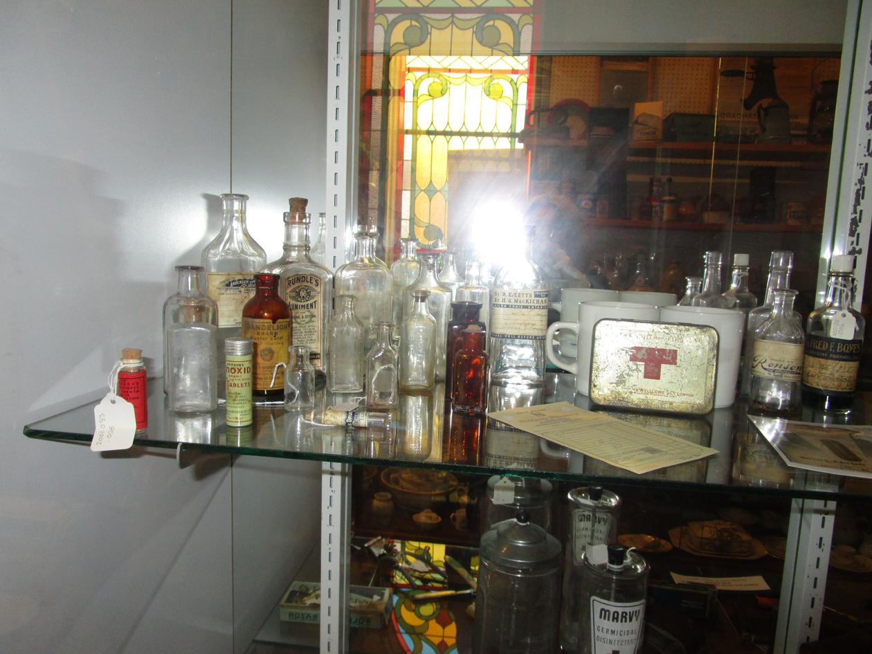 Old-Bottles