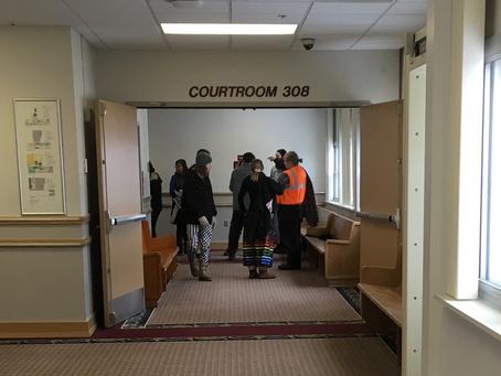 Omnibus Hearing Court Report