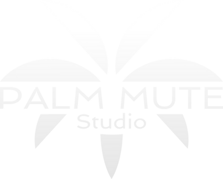 logo Palm Mute Studio