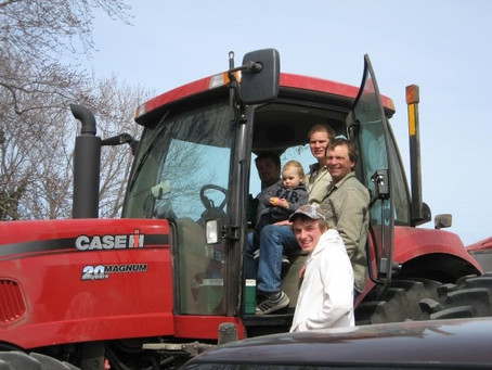 Transitioning the Family Farm: An Overview of Strategies