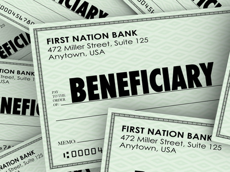 Estate Planning: the Importance of Beneficiary Designations