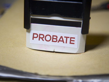 When is probate required?