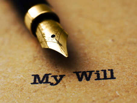 The Changing Face of Traditional Legal Services: eWills or the Last Will & Testament?