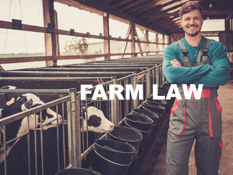 So You Want to be a Farmer?