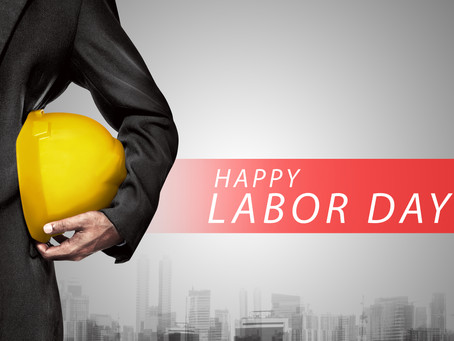 Legal Blog: Celebrating Labor Day 2016