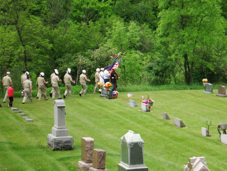 Memorial Day Tradition is about Remembrance, Heritage