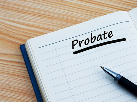 Estate Administration 101: When is Probate Required?