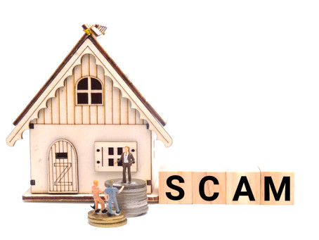 WATCH OUT: PROPERTY RECORD SCAM