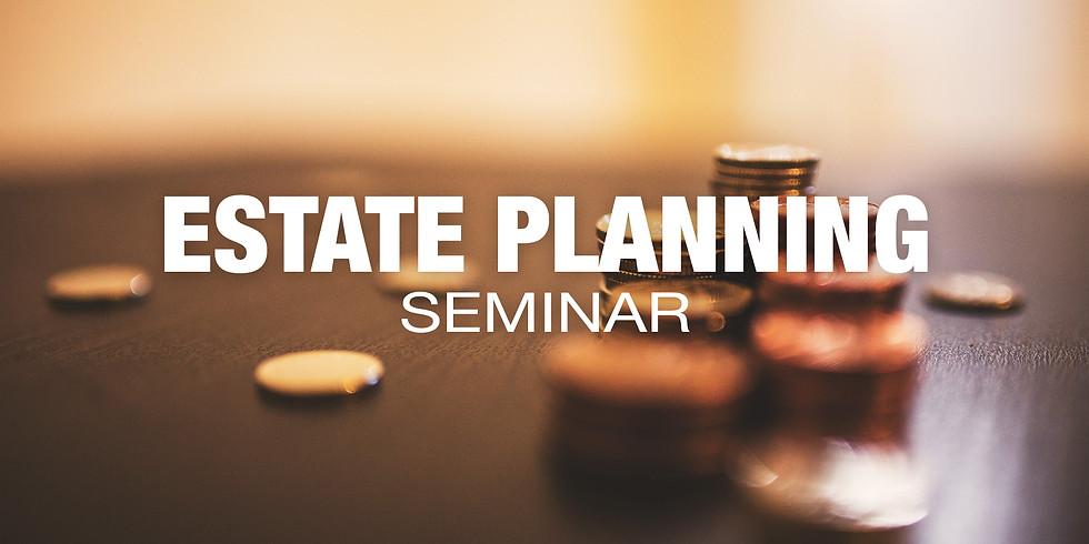 Smart Estate Planning Seminar