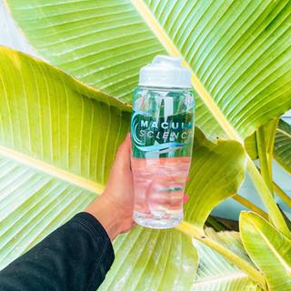 Macula Science Water Bottle