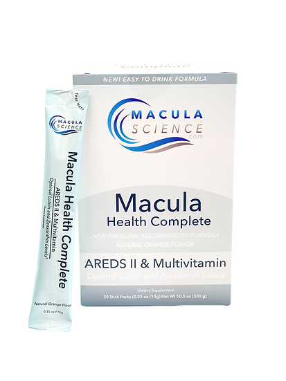 Macula Health Complete Stick Pack