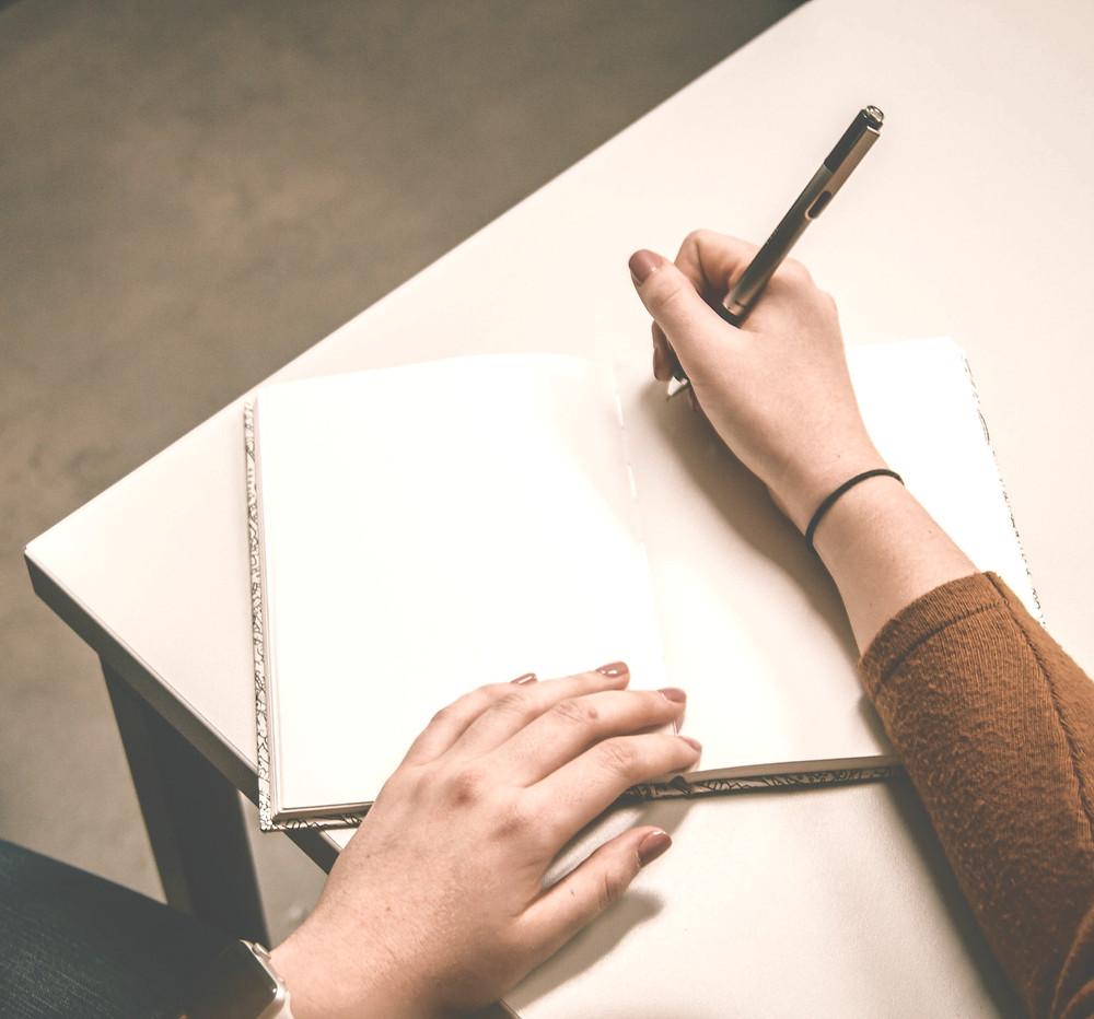 Hatt - Skriv dine mål