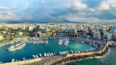 Yunanistan - Heraklion (Kandiya) Gezi Notları