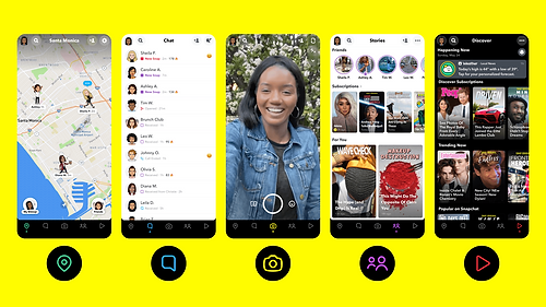 Snapchat, Aralık ayı Boyunca günde 1 Milyon Dolar dağıtıyor!