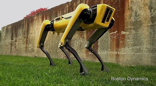 Önde gelen robot üreticisi olan Boston Dynamics'te yeni atama