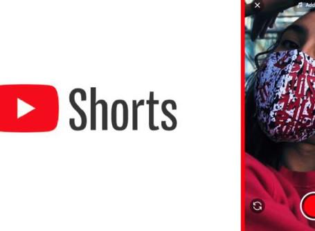 YouTube, TikTok rakibi YouTube Shorts'u resmen duyurdu