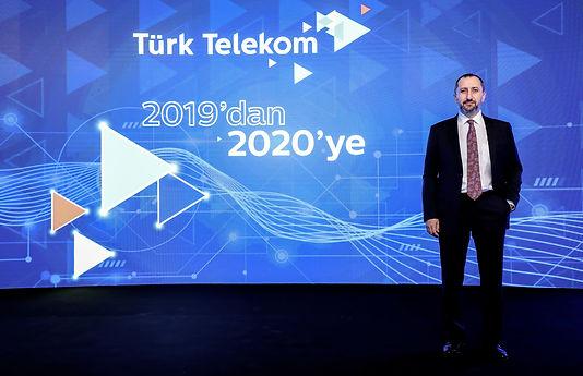 Türk Telekom son 7 yılın en yüksek kârını elde etti
