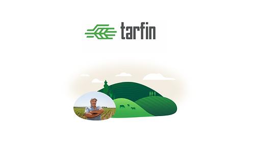 Tarfin, tarımda yatırım ihtiyacını teknoloji ile çözüyor