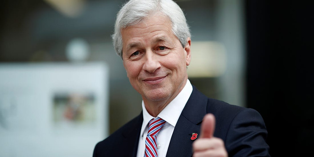 JPMorgan CEO'su Jamie Dimon