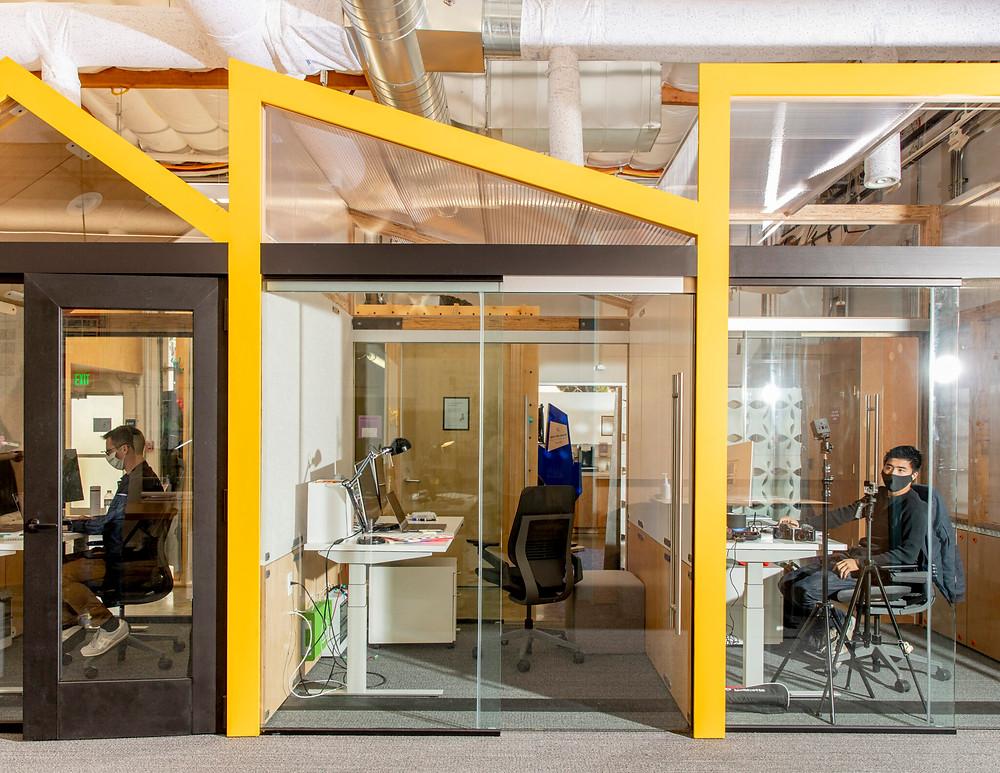 Google'dan salgın sonrası ofis için bazı fikirler: daha mutlu ve üretkenlik odaklı