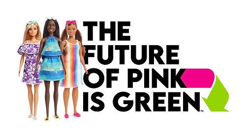 Mattel, geri dönüştürülmüş plastikten yapılmış Barbie bebek koleksiyonunu tanıttı