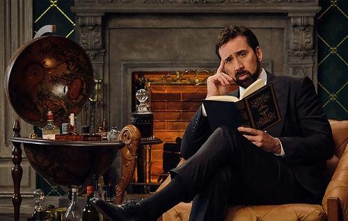 Netflix, Nicolas Cage'ın sunuculuğunu üstleneceği 'Küfürler Tarihi' fragmanını paylaştı