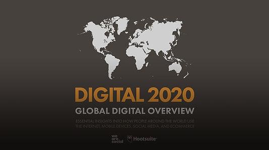 Dijital 2020: 3.8 Milyar kişi sosyal medya kullanacak