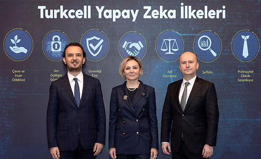 Turkcell yapay zeka ilkelerini duyurdu