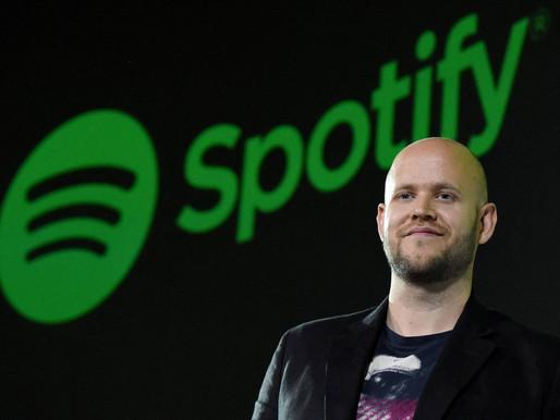 Spotify'ın kurucu ortağı Daniel Ek, Cumartesi günü Arsenal'i satın almak için resmi bir teklifin Pre